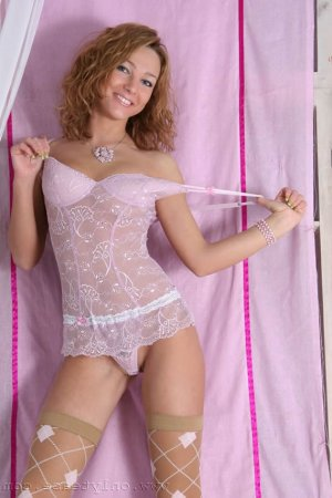 Minerve pantyhose escorts in Hillsdale